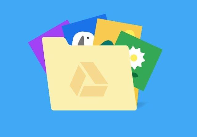 Recurso de Google Drive y Fotos