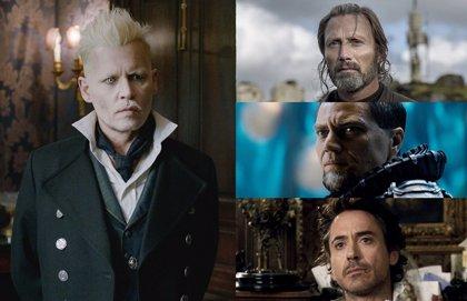 Mads Mikkelsen y otros 11 actores perfectos para sustituir a Johnny Depp como Grindelwald en Animales Fantásticos 3