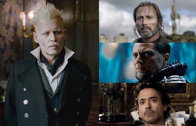 Mads Mikkelsen y otros 10 actores perfectos para sustituir a Johnny Depp como Grindelwald en Animales Fantásticos 3