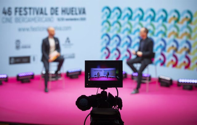 Presentación de los contenidos de la 46 edición del Festival de Cine Iberoamericano de Huelva.