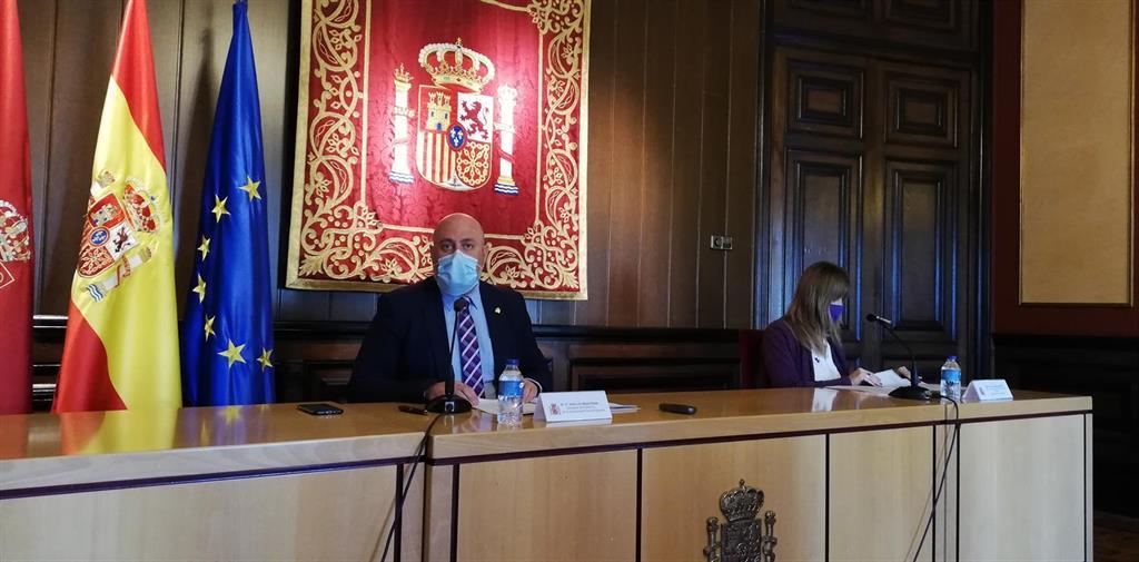 Policía Municipal de Pamplona, Navarro Villoslada y Cruz Roja, Meninas 2020 por su labor contra la violencia de género