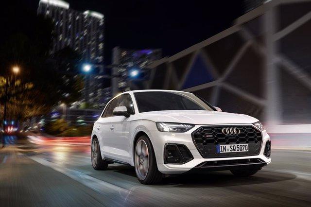 Nuevo Audi SQ5 TDI.