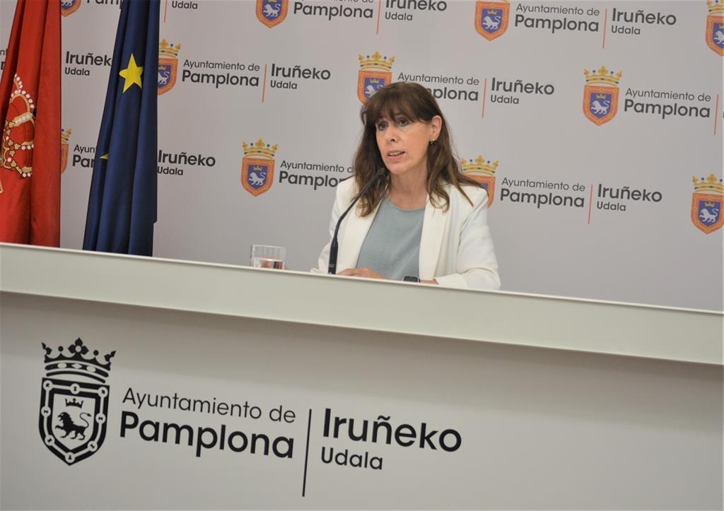 El PSN de Pamplona afirma que «no existe la situación de confianza necesaria» para la aprobación del presupuesto del Ayuntamiento