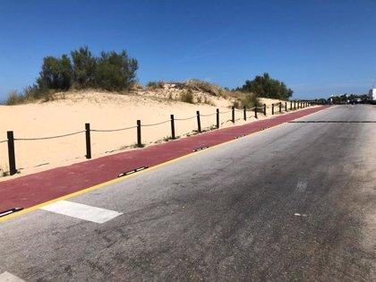 Noja restaurará las dunas de la playa del Ris con una subvención de 30.000 euros del Gobienro