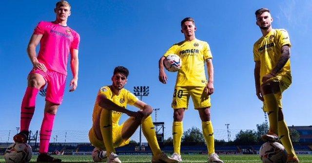 Los canteranos del Villarreal CF Jorgensen, Niño, Yeremy y Alex renuevan hasta 2024 y 2025