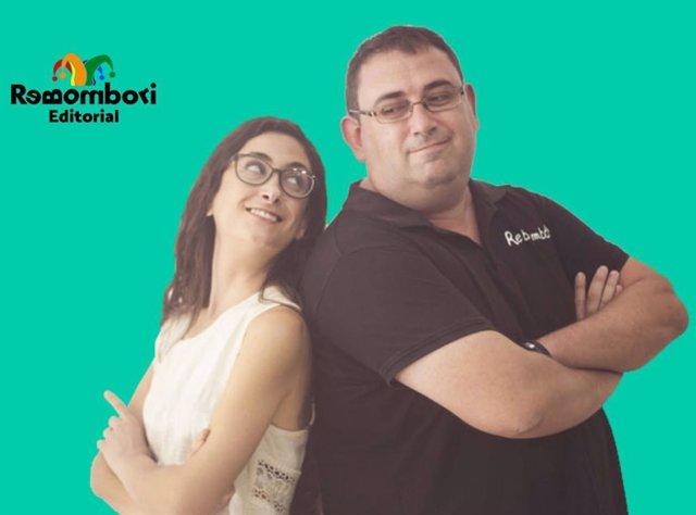 Nace la editorial valenciana Rebombori