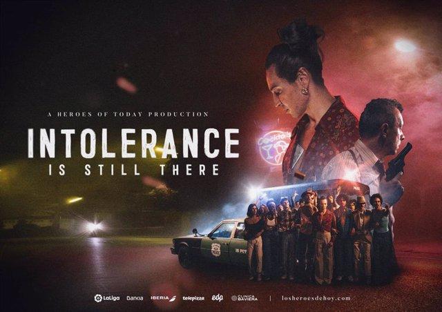 LaLiga impulsa el lanzamiento de la película 'Intolerance is still here' para luchar contra la desigualdad