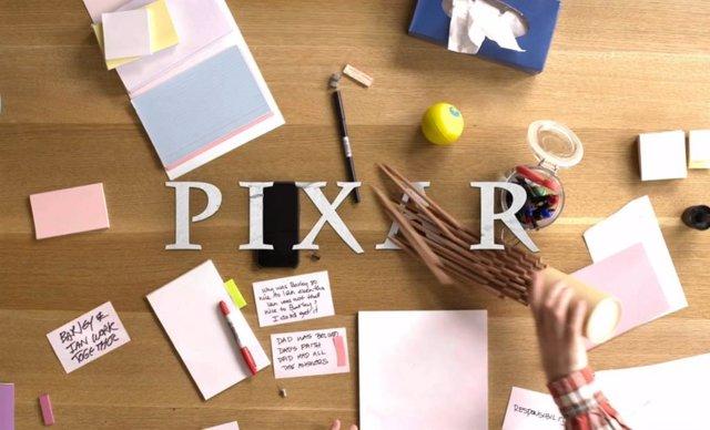 Llega a Disney+ Pixar desde dentro