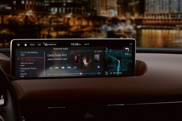 Hyundai Motor Group lanzará Nvidia drive connected car, la plataforma de infoentretenimiento & IA