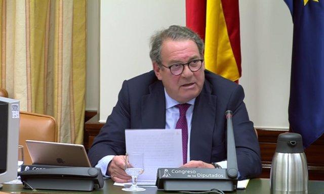 Presidente de la Mesa del Turismo, Juan Molas.