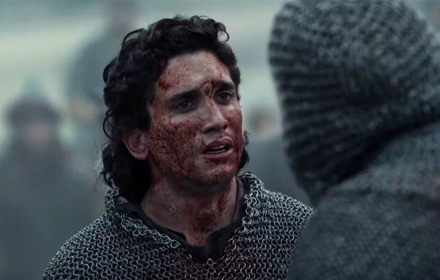 Jaime Lorente protagoniza El Cid en Amazon Prime Video