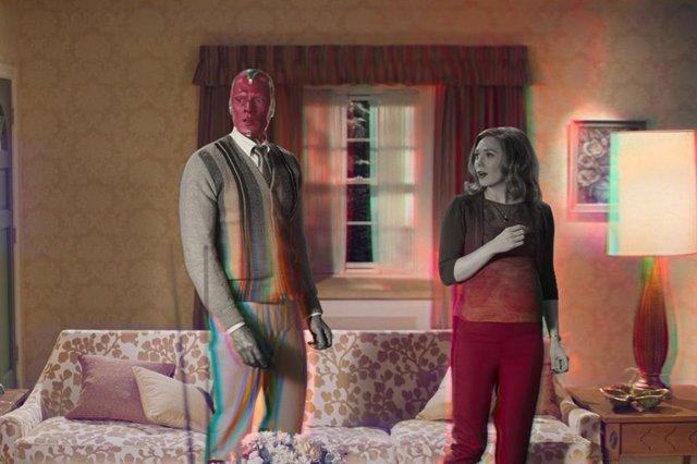 Bruja Escarlata y Visión (WandaVision) ya tiene fecha de estreno en Disney+