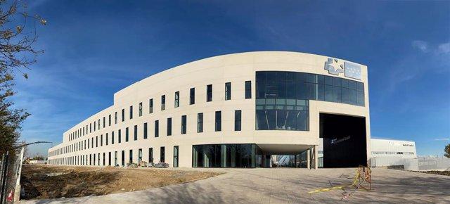 Vista general del Hospital de Emergencias de la Comunidad de Madrid, el Hospital Isabel Zendal, en la zona de Valdebebas, Madrid (España), a 11 de noviembre de 2020.