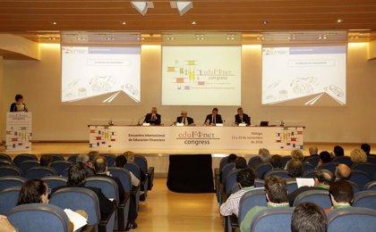 Unicaja.- Más de 60 expertos abordarán en el III Congreso de Edufinet los retos de la educación financiera