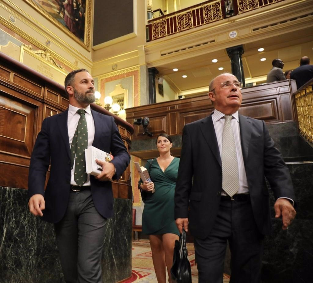 Vox lleva al Congreso el plan de Moncloa contra las 'fake news' y forzará una votación en diciembre