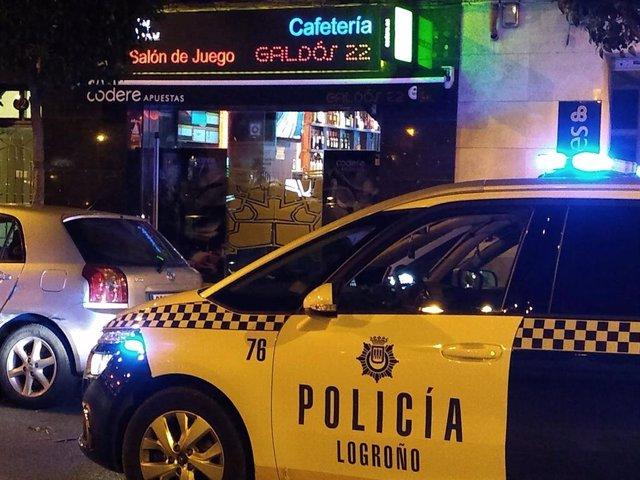 La Policía Local inspecciona establecimientos juegos
