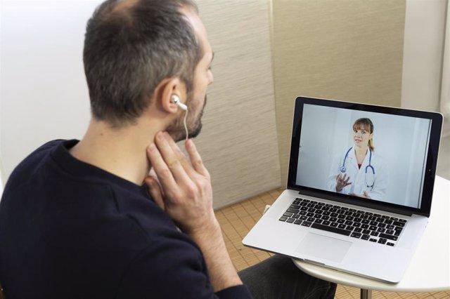 Usuario de servicios de telemedicina