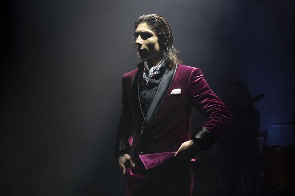 El bailaor El Yiyo inaugura la tercera temporada de Flamenco Real