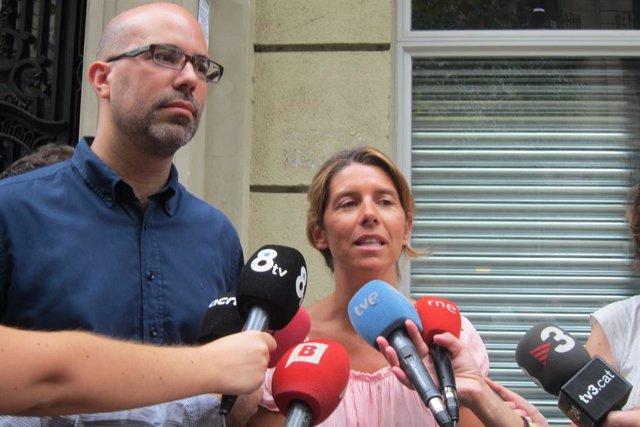 Mercè Homs i Genís Boadella (PDC)