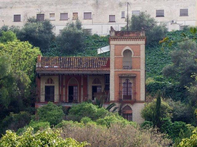 La emblemática Villa Chaboya de San Juan de Aznalfarache