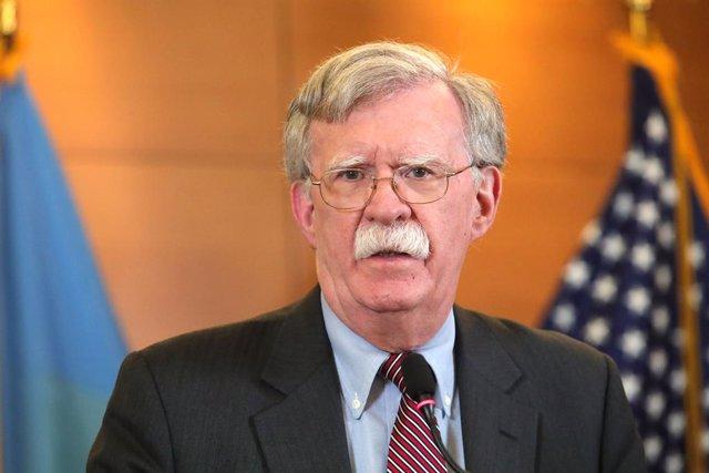 El antiguo asesor de Seguridad Nacional John Bolton.