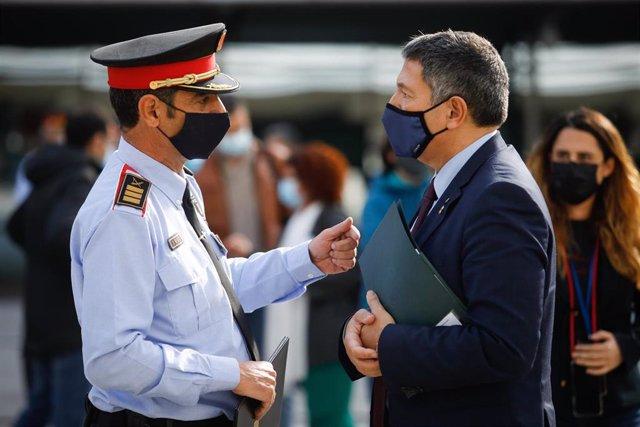 """Sàmper, tras la restitución de Trapero, quiere """"iniciar una nueva época en que la policía haga de policía"""""""
