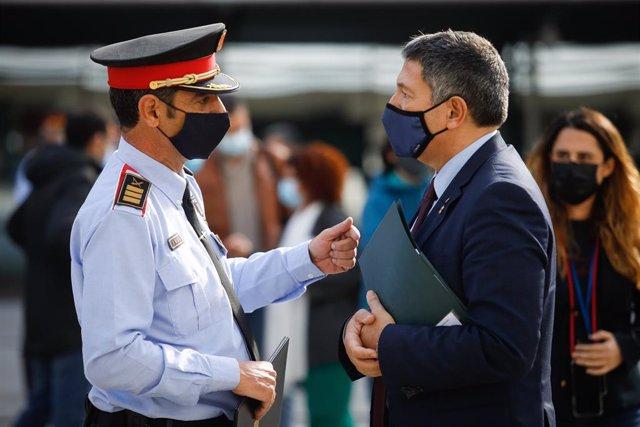 """Sàmper després de la restitució de Trapero vol """"iniciar una època en què la policia faci de policia""""."""