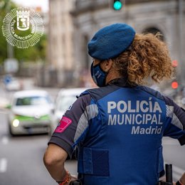 Recursos Policía Municipal de Madrid
