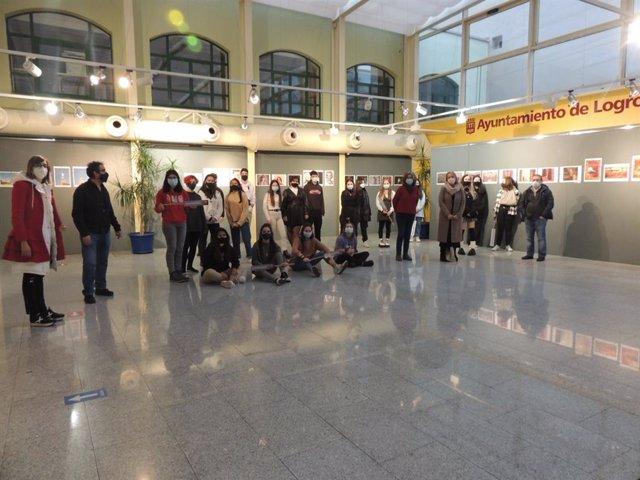 Exposición 'Alerta' del Batalla de Clavijo