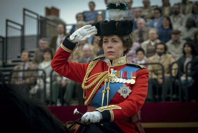 Olivia Coleman en la temporada 4 de The Crown