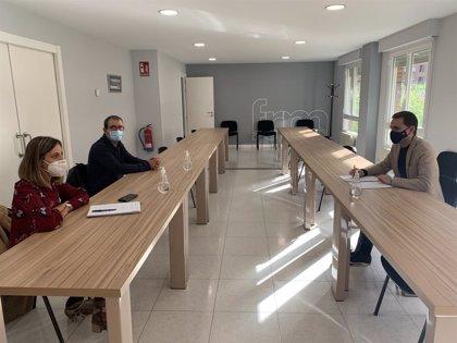 """Agricultura.- La Federación Riojana de Municipios y sindicatos agrarios """"unen fuerzas"""" en favor del campo"""