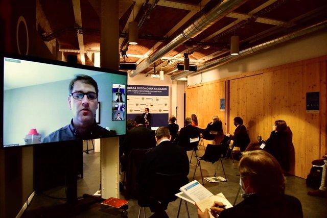 El director d'Assumptes Econòmics i G20 de la Presidència del Govern central, Manuel de la Rocha.