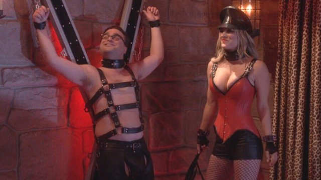 Kaley Cuoco habla de las escenas de sexo en The Big Bang Theory