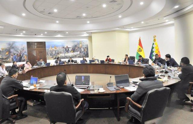 Consejo de Ministros de Bolivia