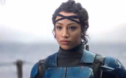 The Mandalorian revela el personaje de Sasha Banks