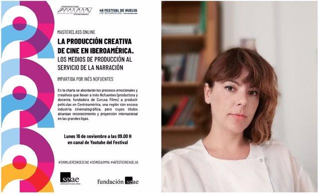 Las mujeres del audiovisual vuelven al Festival de Huelva con una asesoría de producción creativa de cine en Iberoamericano