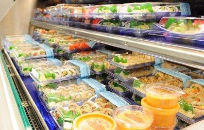 Consumo recuerda que la etiqueta de la comida preparada debe indicar el peso, los ingredientes y la fecha de caducidad