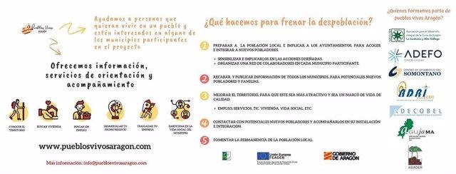 Pueblos Vivos Aragón.