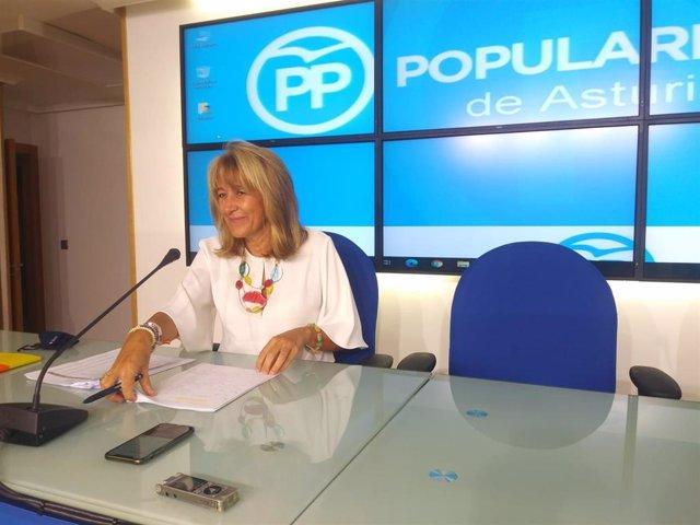 Paloma Gázquez, en una imagen de archivo