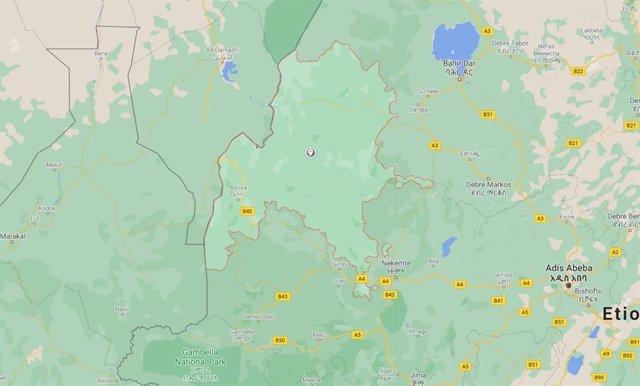 Estado de Benishangul-Gumaz