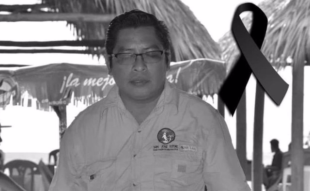 El periodista guatemalteco Mario Ortega, asesinado por sicarios