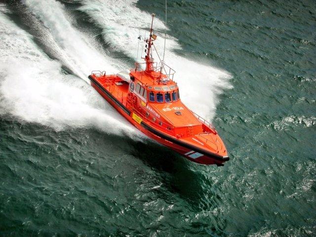 Salvamar de Salvamento Marítimo en una imagen de archivo.