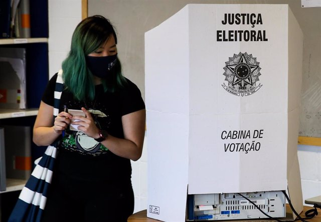 Elecciones municipales en Sao Paulo, Brasil