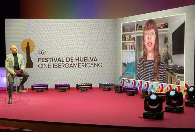 """Rocío Huertas muestra la """"violencia económica"""" en 'La Alameda: 2018'"""