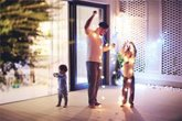 Foto: La importancia del ambiente en la felicidad familiar