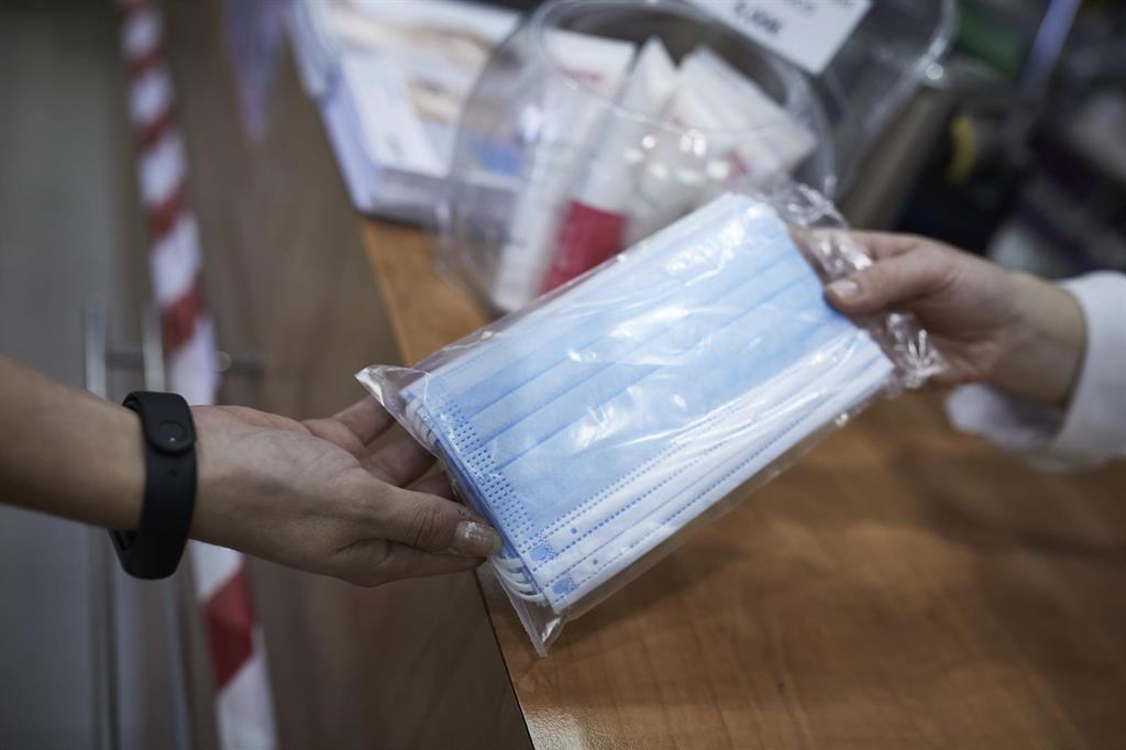 El BOE publica el nuevo precio de las mascarillas quirúrgicas a 0,72 euros la unidad