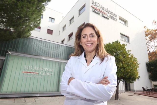 Doctora Pilar López Criado