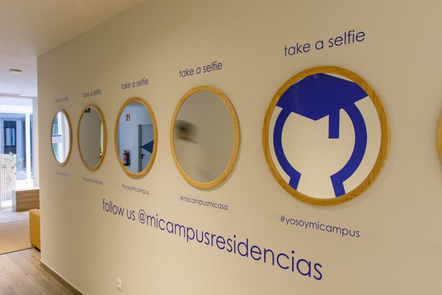 La residencia de Micampus en Bilbao ha sido la última en inaugurarse la pasada semana.