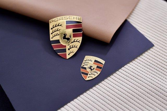 Logotipo Porsche