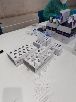 Test antígenos